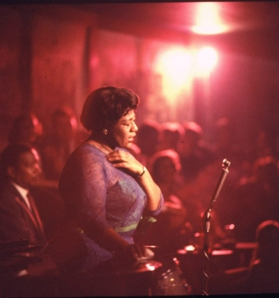 ELLA FITZGERALD. Just One of Those Things